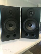 "Polk Audio RT5 Speakers 6.5"" Woofer 1"" Tweeter Good Condition FREE SHIPPING"