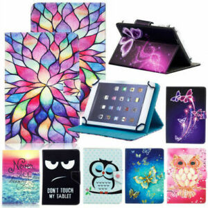 PU Leather Tablet Case Cover For Samsung Galaxy Tab A E 3 4 Lite 7 8 9.6 10.1