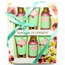 Mayfair Of London Roses Bath Gift Set - 6-Piece Gift Box - Bath Gift New
