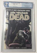 The Walking Dead #78 Pgx 9.6 Nm+ 1st First Print Robert Kirkman Adlard Cgc