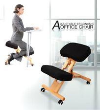 Adjustable Kneeling Chair Office Stool Stretch Knee Yoga Posture Ergonomic Seat