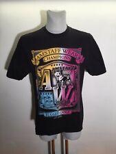 Amstaff Legas T-Shirt Herren Shirt black red 33996