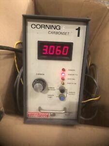 Corning Carbonset 1 Model 4101 Carbon Sensor/ Monitor