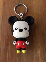 Disney 3D Figural Keyring Series 1 MICKEY MOUSE Keychain Brand New