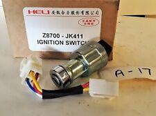 New listing Heli Z8700-Jk411 Ignition Switch