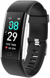 Fitness Tracker Watch F07 Activity Tracker Exercise Watch With Heart Rate NEW