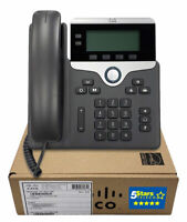 Cisco 7821 IP Phone (CP-7821-K9=) - Brand New, 1 Year Warranty