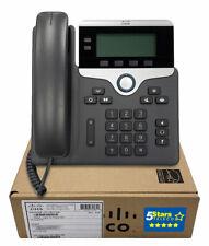 Cisco 7821 IP Phone (CP-7821-K9=) - Brand New, 1 Year Warranty