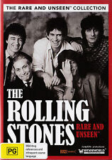 [NEW] DVD: THE ROLLING STONES: RARE AND UNSEEN