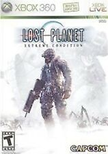 Lost Planet: Extreme Condition Microsoft Xbox 360 + FREE TRIAL LIVE GOLD MEMBER