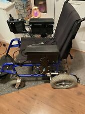 electric wheelchair used