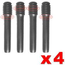 VW GOLF MK3 GTI POLO VENTO DOOR LOCK PINS PULL KNOBS BLACK PLASTIC LOCKING X 4