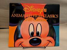 Disney Store Animated Film Classics 1998 Calendar Ephemera Paper Craft