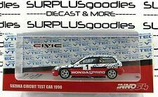 INNO64 Hong Kong Exclusive HONDA CIVIC EF9 Gr.N #1 Suzuka Circuit Test Car 1990