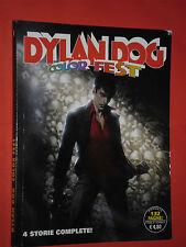 DYLAN DOG- SPECIALE- COLOR FEST- 4 storie complete - A COLORI- EDIZIONE- BONELL