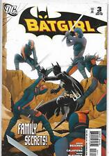 Batgirl V. 2 U-PICK ONE #3, 4, 5 or 6 DC 2008-09 Issues PRICED PER COMIC