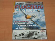 FLUGZEUG CLASSIC Magazin für Luftfahrt, Zeitgeschichte & Oldtimer 12/2017 1A!