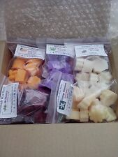 100 Wicked Wax Melts Handmade for electric AND tealight melters / warmers