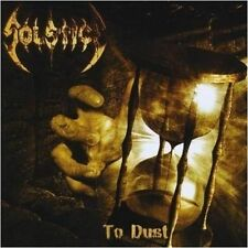 SOLSTICE (USA) - To Dust  [Re-Release] CD