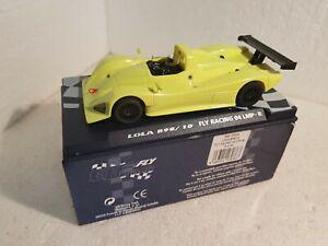 QQ 07036 FLY-44 Racing Lola B98/10 04 Lmp-R GB Tracks By fly