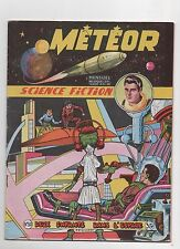 Météor n°50 - Artima 1957 - Giordan. Science-Fiction.