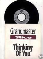 "Grandmaster Slice - Thinking of You   ( Promosingle 7"""