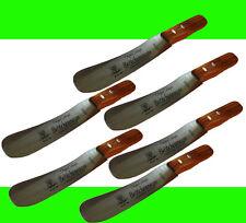 6x original Solingen Buckelsmesser Brötchenmesser Frühstücksmesser Streichmesser
