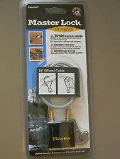 Master Gun Cable Lock 99Kadspt New- Keyed Alike