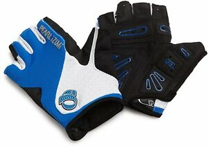 NEW Pearl Izumi Select Gel Cycling Gloves 14141103 Color True Blue Size Small