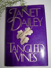 Tangled Vines by Janet Dailey (1992, Hardcover)
