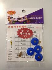 Mini 4WD 1/32 car JY 18mm Roller With Ball Bearing.