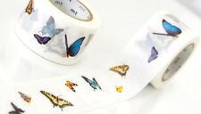 MT Washi Masking Deco Tape EX Butterflies Design