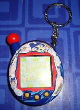 LAST 1 > Tamagotchi Keychain Blue and Red Tama Town Mametchi Awesome