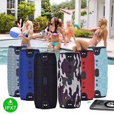 Outdoor Portable Bluetooth Speaker Waterproof Subwoofer wireless Party speaker