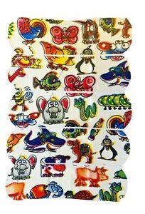 400 Children,Kids Finger Plasters in Animal Design, Reliance medical 1.9cm x 6cm