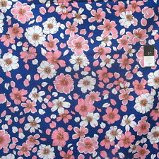 Snow Leopard Floating Workd PWSL018 Floating Blossoms Zest Fabric By The Yard