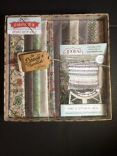 ADORNit Fabric Kit Sewing Made Simple Ruffles Pillow Kit NEW