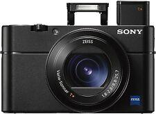 """Sony DSC-RX100 Mark V 5 GEBRAUCHT - 4K 1"""" CMOS Sensor OLED-Sucher Zeiss Objektiv"""