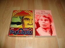 YO CLAUDIO UNA SERIE HISTORICA EN DVD CON 6 DISCOS NUEVA PRECINTADA + LIBRO