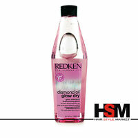 Redken Diamond Oil Glow Dry Gloss Shampoo Termoprotettore 300 ml