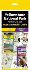 YELLOWSTONE NATIONAL PARK ADVENTURE SET - NATIONAL GEOGRAPHIC MAPS (COR)/ WATERF