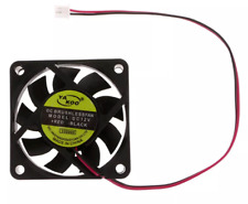 12V DC 2 Pin 6cm 60mm x 15mm 6015 Cooling Fan PC Computer CPU Cooler 20cm Cable