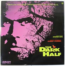 The Dark Half, 1993 Horror - LASERDISC