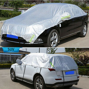 All Weather SUV Car Cover Waterproof Outdoor UV Rain Snow Protection Accessories
