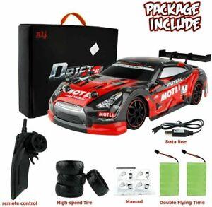 1/16 RC Auto GT Drift Car Sport Rennwagen Hochgeschwindigkeits Drift Fahrzeug