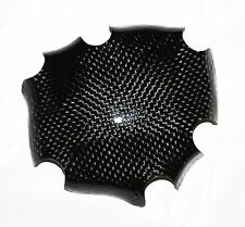 Kawasaki ZX6R 05-06 Carbon Ignition Timer Motor Cover Cover Carbone