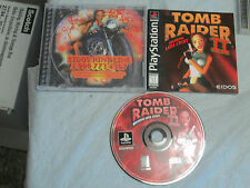 Tomb Raider II Starring Lara Croft (PlayStation 1, PS1) complete
