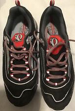 Pearl Izumi Syncro Seek III WRX Red/black Water Resist Sneaker 9.5