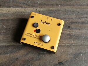 Lehle Sunday Driver SW Preamp