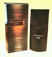 EASY MATCH NOIR Impression Eau de Toilette 3.4 oz Cologne by DIAMOND COLLECTION
